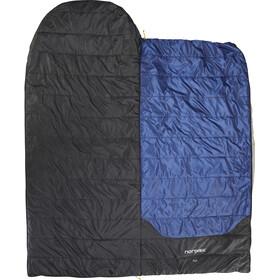 Nordisk Puk +10° Blanket - Sac de couchage - XL gris/noir